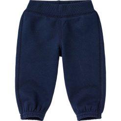 Spodnie niemowlęce: Spodnie dresowe w kolorze czarnym