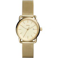 Fossil - Zegarek ES4332. Różowe zegarki damskie marki Fossil, szklane. W wyprzedaży za 449,90 zł.