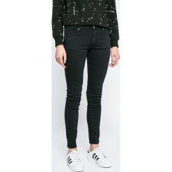 Answear - Jeansy U R Your Only Limit. Czarne jeansy damskie marki ANSWEAR. W wyprzedaży za 99,90 zł.