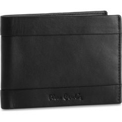 Duży Portfel Męski PIERRE CARDIN - TILAK25 8805 Nero. Czarne portfele męskie marki Pierre Cardin, ze skóry. Za 95,00 zł.