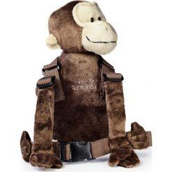Przytulanki i maskotki: Goldbug – Szelki smycz dla dzieci z maskotką – Szympans