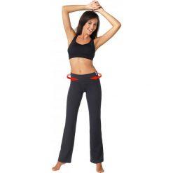 Gwinner Spodnie damskie Flat Stomach Pants Climaline czarne r. XL. Czarne spodnie sportowe damskie marki Gwinner, xl. Za 107,77 zł.