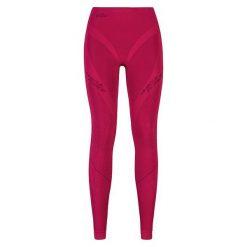 Spodnie sportowe damskie: Odlo Spodnie tech. Odlo Pants EVOLUTION WARM Muscle Force – 183111 – 183111/30268/S