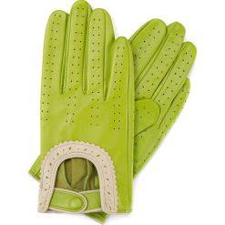 Rękawiczki damskie 46-6L-292-7T. Szare rękawiczki damskie marki Wittchen. Za 99,00 zł.
