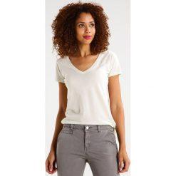 T-shirty damskie: Majestic Tshirt basic cream