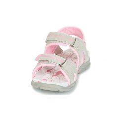 Sandały sportowe Dziecko  Kangaroos  CORGI. Szare buty sportowe dziewczęce KangaROOS. Za 125,30 zł.