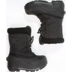 Buty zimowe damskie: Sorel CUMBERLAND Śniegowce black