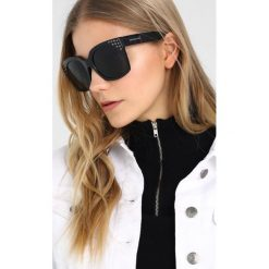 Okulary przeciwsłoneczne damskie aviatory: Michael Kors DESTIN Okulary przeciwsłoneczne black