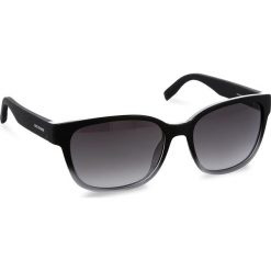 Okulary przeciwsłoneczne BOSS - 0251/S Black Grey PZP. Czarne okulary przeciwsłoneczne męskie aviatory Boss, z tworzywa sztucznego. W wyprzedaży za 429,00 zł.