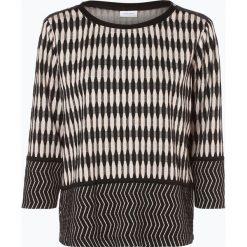Bluzy rozpinane damskie: Gerry Weber - Damska bluza nierozpinana, czarny