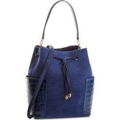Torebka LAUREN RALPH LAUREN - Dryden 431699028002 Navy. Niebieskie torebki worki Lauren Ralph Lauren, ze skóry. Za 1339,00 zł.