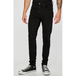 Casual Friday - Jeansy. Czarne jeansy męskie regular Casual Friday. W wyprzedaży za 199,90 zł.
