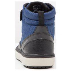Trampki męskie: Geox MATTIAS ABX Tenisówki i Trampki wysokie blue/anthracite