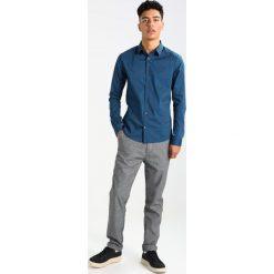 Koszule męskie na spinki: Burton Menswear London Koszula teal