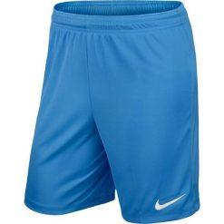 Spodenki i szorty męskie: Nike Spodenki piłkarskie Park II M 725903-412 niebieskie M