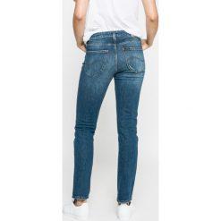 Lee - Jeansy. Niebieskie jeansy damskie marki House, z jeansu. W wyprzedaży za 299,90 zł.