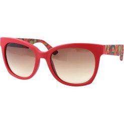 """Okulary przeciwsłoneczne damskie aviatory: Okulary przeciwsłoneczne """"0001/S XJS/OH"""" w kolorze czerwonym"""