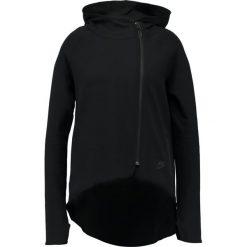 Nike Sportswear Kardigan black/black. Czarne kardigany damskie marki Nike Sportswear, xs, z bawełny. W wyprzedaży za 383,20 zł.