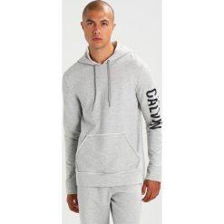 Bejsbolówki męskie: Calvin Klein Underwear HOODIE Bluza z kapturem grey heather