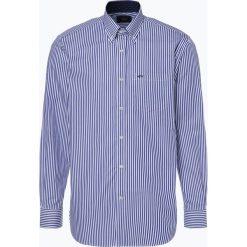 Paul & Shark - Koszula męska, niebieski. Czarne koszule męskie na spinki marki TOM TAILOR DENIM, l, z bawełny, button down, z długim rękawem. Za 499,95 zł.