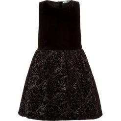 Sukienki dziewczęce z falbanami: Name it NITFIBANA SPENCER  Sukienka koktajlowa black