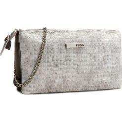 Torebka NOBO - NBAG-C1390-C019 Jasnoszary. Szare torebki klasyczne damskie Nobo, ze skóry ekologicznej. W wyprzedaży za 129,00 zł.