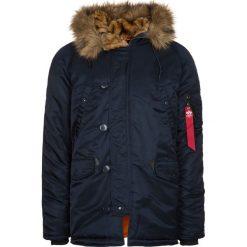 Płaszcze męskie: Alpha Industries Płaszcz zimowy blue