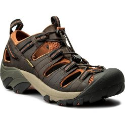 Sandały KEEN - Arroyo II 1008419  Black Olive/Bombay Brown. Brązowe sandały męskie skórzane Keen. Za 499,95 zł.