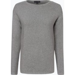 Franco Callegari - Sweter damski, szary. Zielone swetry klasyczne damskie marki Franco Callegari, z napisami. Za 229,95 zł.