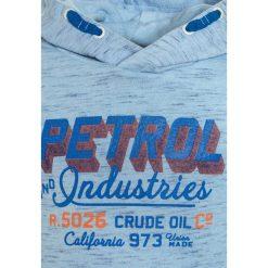 Petrol Industries HOODED Bluza z kapturem antique white melee. Białe bluzy chłopięce rozpinane marki Petrol Industries, z bawełny. Za 169,00 zł.
