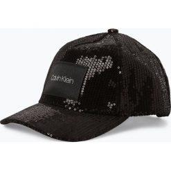 Calvin Klein - Damska czapka z daszkiem, czarny. Czarne czapki z daszkiem damskie Calvin Klein. Za 179,95 zł.
