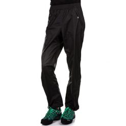 Bryczesy damskie: Marmot Spodnie damskie PreCip Full Zip Marmot  czarne r. M (46260001)