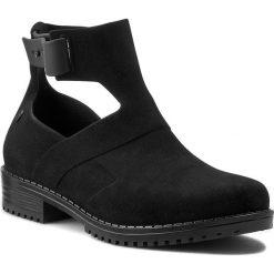 Botki MELISSA - Antres II Ad 31816 Black 01003. Czarne buty zimowe damskie Melissa, z tworzywa sztucznego. W wyprzedaży za 329,00 zł.