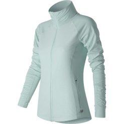 New Balance WJ63104DLT. Szare kurtki damskie do biegania New Balance, na jesień, z materiału. Za 169,99 zł.