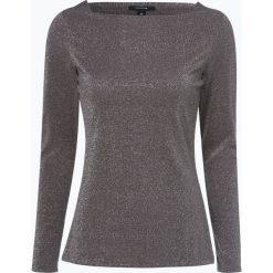 Comma - Damska koszulka z długim rękawem, beżowy. Brązowe t-shirty damskie comma. Za 199,95 zł.