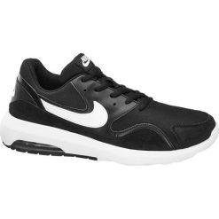 Buty męskie Nike Air Max Nostalgia NIKE czarne. Czarne buty do biegania męskie Nike, z gumy, nike air max. Za 233,00 zł.