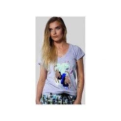 SAMBACA Attention Sloth - Tshirt. Szare t-shirty damskie Meet the llama, s, melanż, z bawełny. Za 89,00 zł.