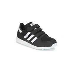 Buty Dziecko adidas  OREGON C. Czarne trampki chłopięce Adidas. Za 219,00 zł.