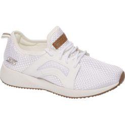 Sportowe buty damskie Skechers białe. Czarne buty sportowe damskie marki Nike, z materiału, nike tanjun. Za 99,00 zł.