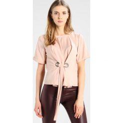 Bluzki asymetryczne: Native Youth ELSEY  Bluzka pink