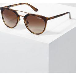 VOGUE Eyewear Okulary przeciwsłoneczne dark havana. Brązowe okulary przeciwsłoneczne damskie aviatory VOGUE Eyewear. Za 509,00 zł.