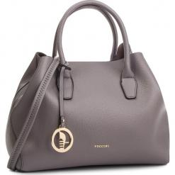 Torebka PUCCINI - BT28562  4. Szare torebki klasyczne damskie Puccini, ze skóry ekologicznej. Za 299,00 zł.