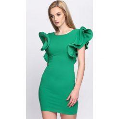 Zielona Sukienka Violet Garden. Zielone sukienki letnie marki Born2be, s. Za 94,99 zł.