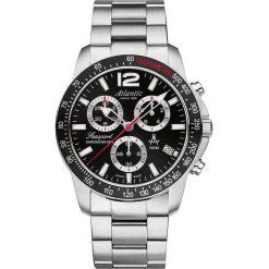 Zegarek Atlantic Męski Seasport 87468.41.61 Chronograf srebrny. Szare zegarki męskie Atlantic, srebrne. Za 1536,99 zł.