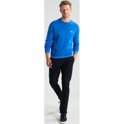 Kardigany męskie: BOSS ATHLEISURE RIME Sweter victoria blue melange