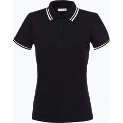 Marie Lund - Damska koszulka polo, niebieski. Niebieskie bluzki sportowe damskie Marie Lund, s, polo. Za 89,95 zł.