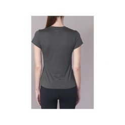 T-shirty z krótkim rękawem The North Face  REAXION AMP CREW MOUNTAIN ATHLETICS. Czarne t-shirty damskie marki The North Face, l. Za 103,20 zł.