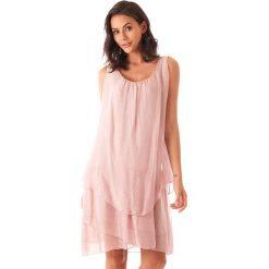 Sukienki balowe: Sukienka w kolorze brudnego różu
