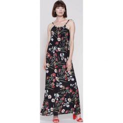 Sukienki hiszpanki: Czarna Sukienka Losing You
