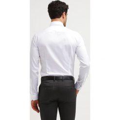 Eton SUPER SLIM FIT Koszula biznesowa white. Białe koszule męskie slim marki Eton, m, z bawełny. Za 439,00 zł.